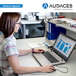 Audaces Apparel - Pattern Design / Marker Making Standard - licenca uporabnika - 2 - AUDACES Apparel Expert