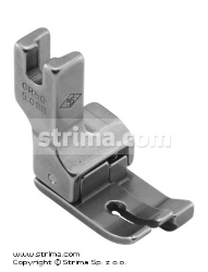 Compensating foot 5.0mm, right - CR50 5,0MM