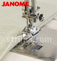 Hemming foot (for machines with horizontal rotary hook) - 820809014 JANOME