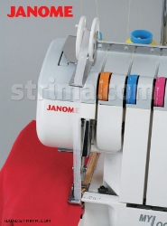 Taping foot with tape reel - 200204208 JANOME