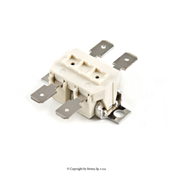 Safety thermostat 170 C for VAPORBABY, VAPORINO INOX MAXI, SATURNINO, VULCANO, T220P - 21932