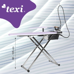 Cover for Texi Champion ironing table - TEXI SMART S+B COVER