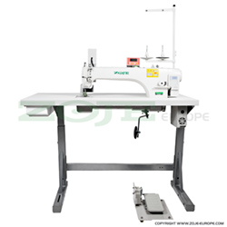 Zoje automatic long arm lockstitch machine with puller - complete sewing machine - ZOJE ZJ9701LAR-D3-460/PF SET