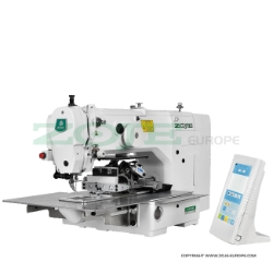 Zoje pattern sewing machine - complete sewing machine - ZOJE ZJ5770A-1510HG1 SET