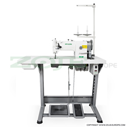 Lockstitch machine for upholstery and leather - complete machine - ZOJE ZJ0628 SET