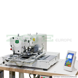 Pattern sewing machine - complete sewing machine - ZOJE ZJ5770A-3020HG1 SET