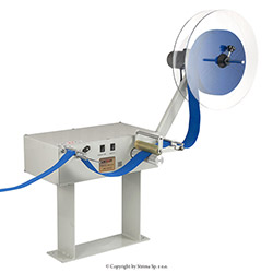 Electronic tape feeder