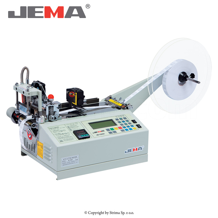 Tape cutting machine, hot knife - JM-120SH
