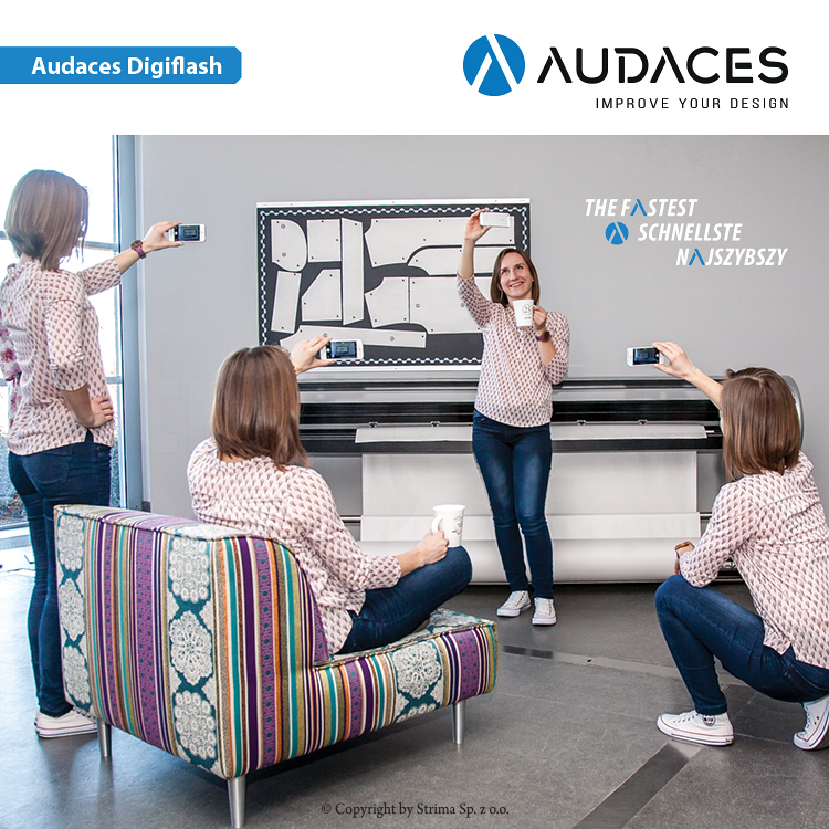 Audaces 360 annual access - 1st year - 1 station - AUDACES 360 Y1-1
