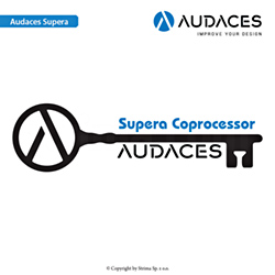 Supera Coprocessor access key - AUDACES Supera Coprocessor