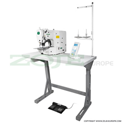 Pattern sewing machine - complete machine - ZOJE ZJ1900DSS-0604-3-P-J-TP/04 SET