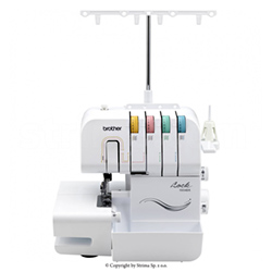 Overlock 3, 4- thread - sewing machine