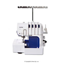 Overlock 2, 3, 4-thread