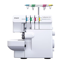 Overlock 2,3,4-thread, 15 stitches programs