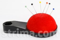 Pin cushion for skirt marker - 11136