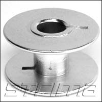 Bobbin ALU for bar taking machine and household machine (with long cut) - 2996A
