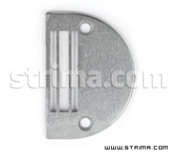 Throat plate for heavy fabrics, needle feed, for Juki - B1109-415-H00+