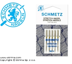 SCHMETZ stretch needles 130/705H-S, 5pcs. - 130/705 H-S VDS